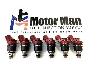 Oem Flow Matched Fuel Injector Set 1994 1999 Nissan Maxima 3 0l Vg30de Vq30de