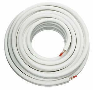 5 8 X 50 Ft Pre insulated Hvac Refrigeration Copper Tubing Astm b280 Standard