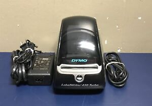 Dymo Labelwriter 450 Turbo Thermal Label postage barcode Printer W Labels