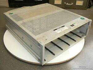 Tektronix Tm506 Power Module W 6 slot Mainframe Tested