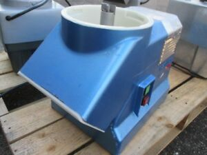 Hallde Rg 7 Commercial Food Processor Continuous Feed Chopper Base Only