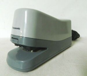 Panasonic Heavy Duty Electric Stapler As 302n 20 Sheet Capacity Tested Working