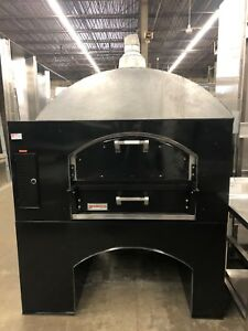 Marsal Mb42 Brick Lined Gas Pizza Deck Oven Refurbished