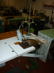 Union Serger Overlock Sewing Machine D 9919