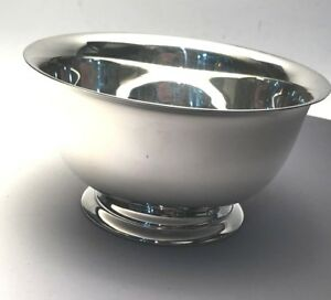 Tiffany Co Small Revere Style Bowl Sterling Silver