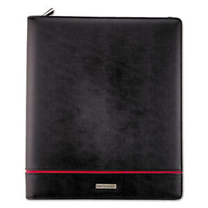 Deco Refillable Planner 8 1 2 X 11 Black 207 0399
