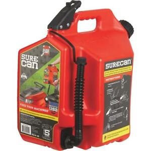 Surecan 5 Gallon Gas Can Sur50g1