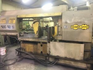 Hyd mech Model Sf 35p Horizontal Band Saw Metal Cutting