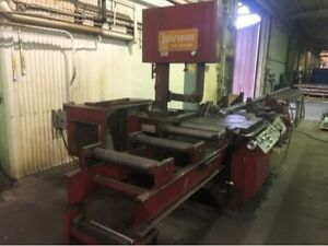 Marvel Series 81a Vertical Band Saw Used