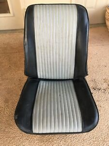 1968 68 Chevelle Ss Gto Gs 442 Passenger Side Bucket Seat Without Tracks Rh