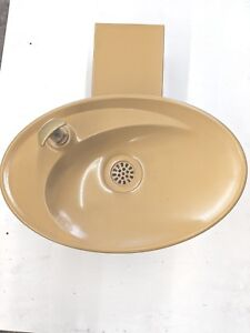 Halsey Taylor Ovl ii Ebp Drinking Fountain Disney Gold