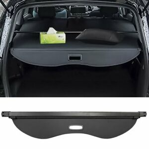 For Ford Escape 2013 2018 Trunk Cargo Cover Security Trunk Shade Shield Black