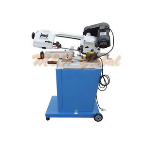 3 Phase 5 X 6 Vertical Horizontal Metal Cutting Band Saw Motor 220v 1 2 Hp