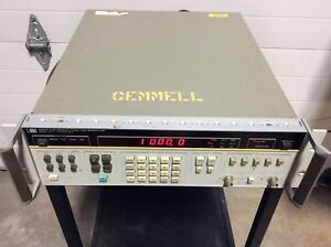 Agilent Hewlett Packard Hp 3325a Synthesizer Function Generator Options 1