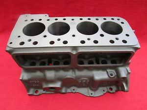 Reman Bmc 948 Engine Block 0 030 Austin Healey Bugeye Sprite Morris Minor Mini