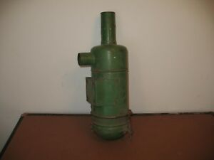 Vintage John Deere Stationary Engines Oil Bath Air Cleaner Parts Housing