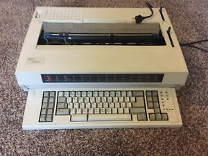 Ibm 6784 Lexmark Wheelwriter 3000 Electronic Typewriter Accessories