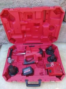 Milwaukee 2633 22 M18 Force Logic 2 3 Propex Expansion Tool Kit