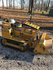 Struck Magnatrac Rs1000 Mini Dozer
