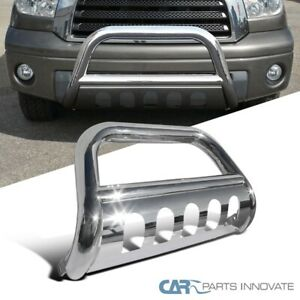 For Toyota 07 19 Tundra 08 19 Sequoia 3 Pickup S s Bull Bar Grille Push Guard