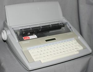 Brother Sx 4000 Daisy Wheel Electronic Dictionary Typewriter