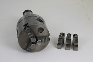 3 5c 3 jaw Lathe Chuck Great Condition