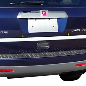 For Saturn Vue 2003 2007 Saa Polished Rear Deck Trim