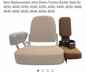 New Replacement John Deere Tractor Buddy Seat