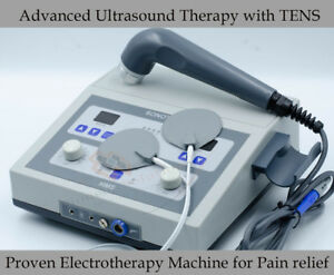 New 1 Mhz Ultrasonic Massage Tens Machine Ultrasound Therapy Pain Relief St1