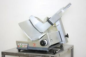 Bizerba Gsp hd Automatic Commercial Cheese Meat Deli Market Slicer
