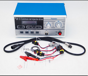 Hot Good Cr C Multi Function Common Rail Injector Tester Tool For Bosch Delphi