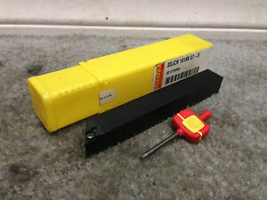 Sandvik Coroturn 107 Indexable Lathe Turning Tool Holder Sdjcr 1616k 07 s