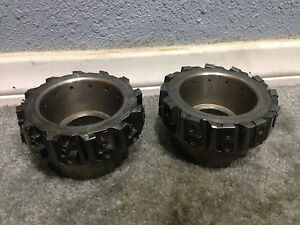 Ingersoll 4 Indexable Face Mill 6k2a04r01 Cnc Milling Cutter Insert
