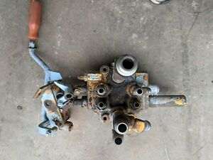 Case 580ck Backhoe Loader Valve And Linkages