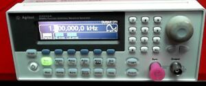 Hp 33250a 80mhz Function arbitrary Waveform Generator S n Sg40004175