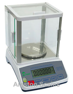 25 Off Used open Box 1000 X 01 Gram 10 Mg Digital Scale Balance Refurbished