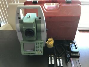 Leica Tc1203 Total Station Tc 1203