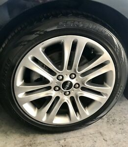 Lincoln Mkz Wheel With 18 Rim And Tire Oem 2010 2018