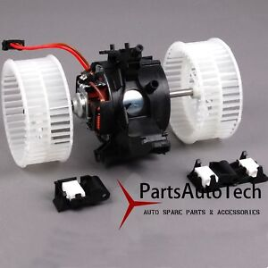 Fit Bmw E60 645ci 545i 530i 525i 650i 550i 535i Xdrive M6 Ac Heater Blower Motor