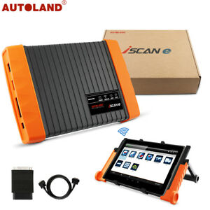 Autoland Full Systems Obd2 Code Reader Bluetooth Diagnostic For Android Tablet