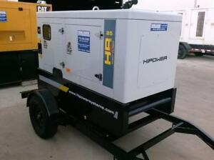 New Hipower Hryw25 Portable Generator Set