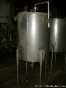 200gal Stainless Steel Tank L 8295