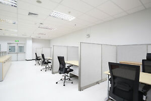 Gof 2 To 14 Person Open Cubicle Office Panel 48 h 60 h 72 h workstation