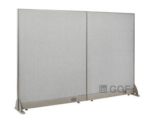 Gof Office Freestanding Partition 66 w X 48 h Office Divider