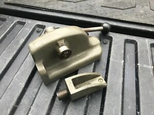 South Bend Lathe Heavy 10 Turret Tool Slide Quick Action Lever Assembly