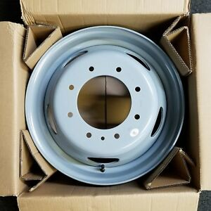 19 5 Dually Wheel For 1999 2003 Ford E550 F450 F550 Super Duty Oem Quality 3342