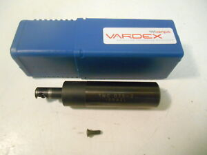 Vardex Tmc 075 2 Indexable Thread Mill 3 4 Shank