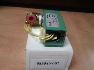 Amsco steris 083540 002 Solenoid Valve 1 4 Steam Asco