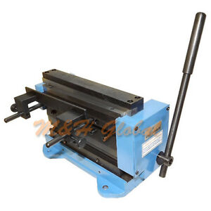Mini 8 Shear Brake Bender Sheet Metal Brass Cutting Cutter