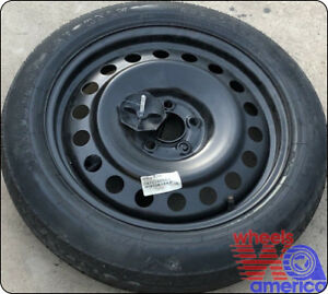 04782465aa Dodge Charger Spare Rim W Tire 18x4